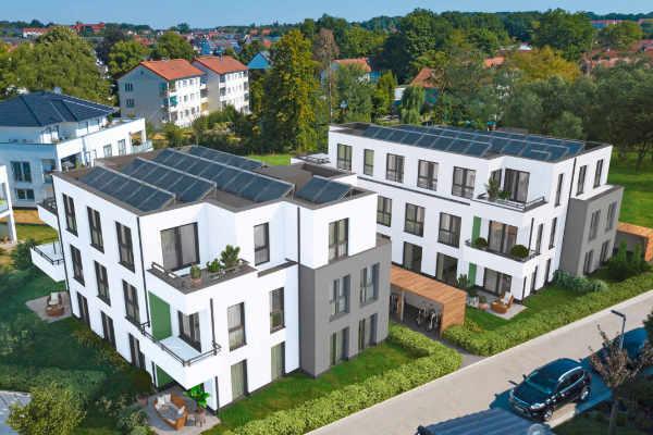 Vermarktung der Wohnungen beginnt
